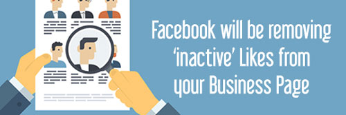 Facebook Will Remove Inactive Likes