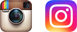 Instagram Logo - New And Old