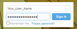 Twitter Profile Login