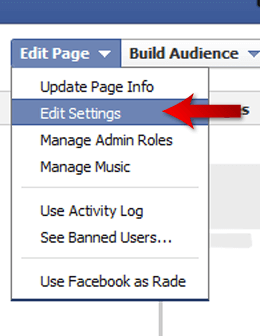 Facebook Page Privileges