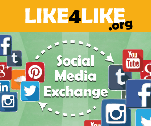 Like4Like.org - Social Media Exchange