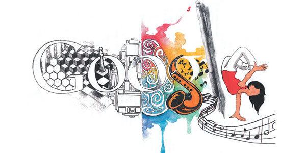 Google Logo Doodle